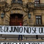 Mexico Protests Against Police Repression After The Death Of An Arrested